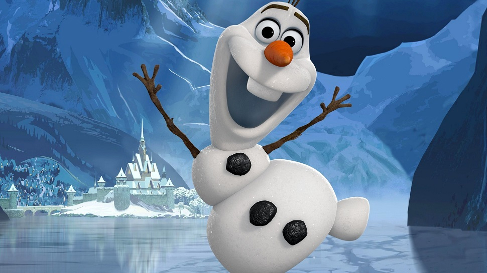 Eight Things You Might Not Know About Olaf Celebrations Press