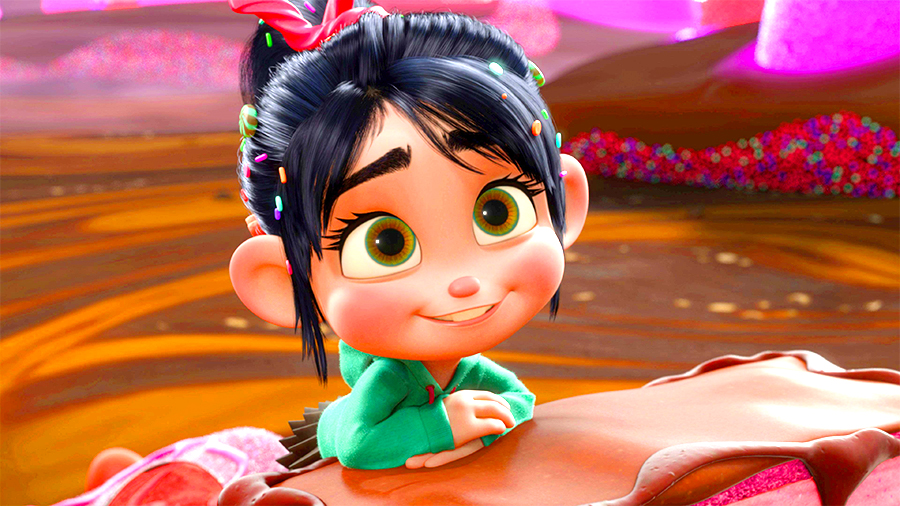 Ten Things You May Not Know About Vanellope Von Schweetz Celebrations Press