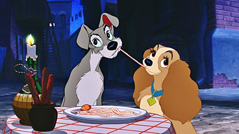Eight Things You May Not Know About Lady And The Tramp Celebrations Press