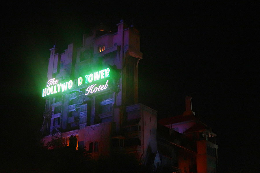 Five Creepy Facts About the Tower of Terror