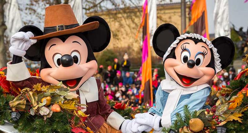 Seven Disney Characters You Are Sure To Find At Your Table This Thanksgiving