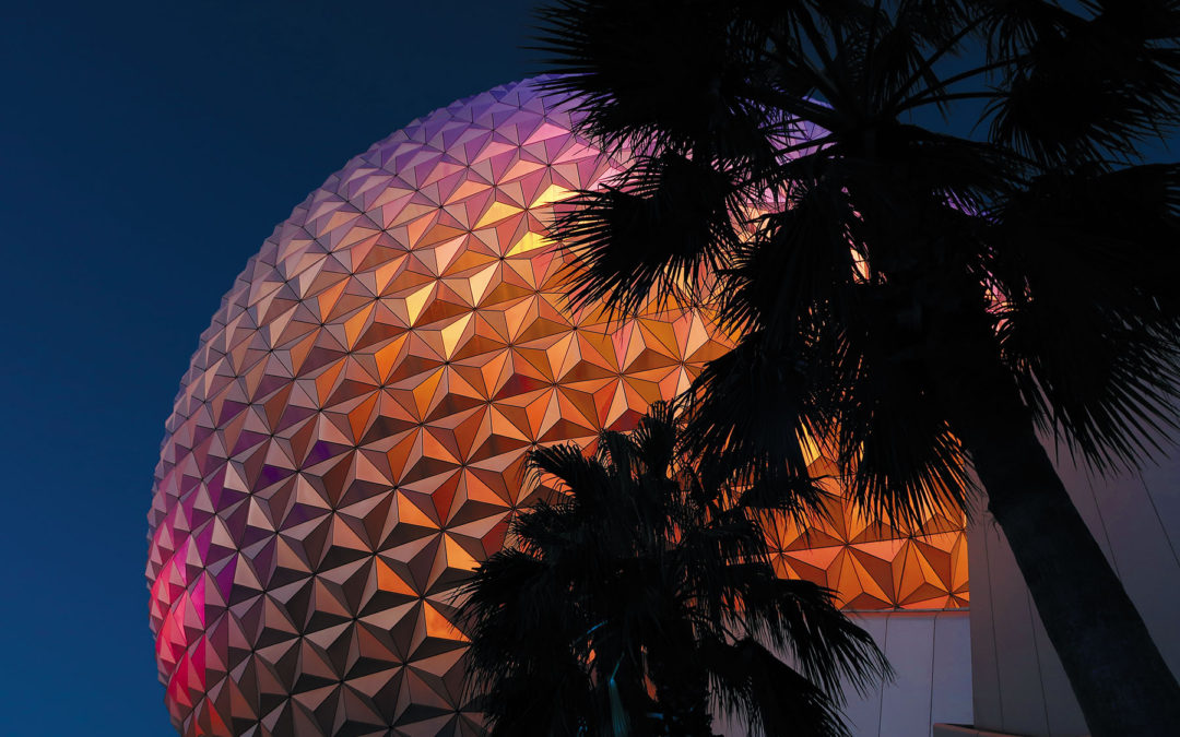 Three Things I Love About Spaceship Earth