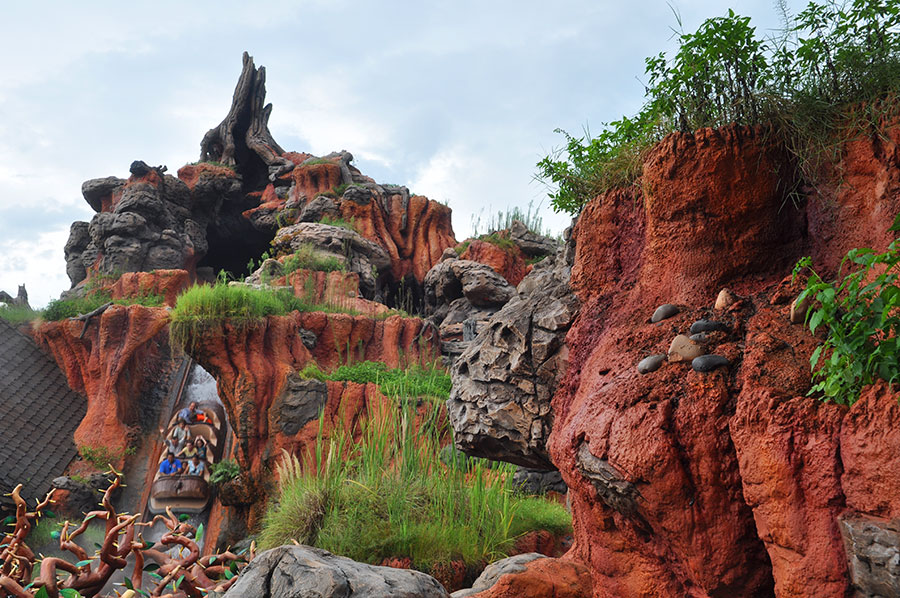 Five Things You May Not Know About Splash Mountain