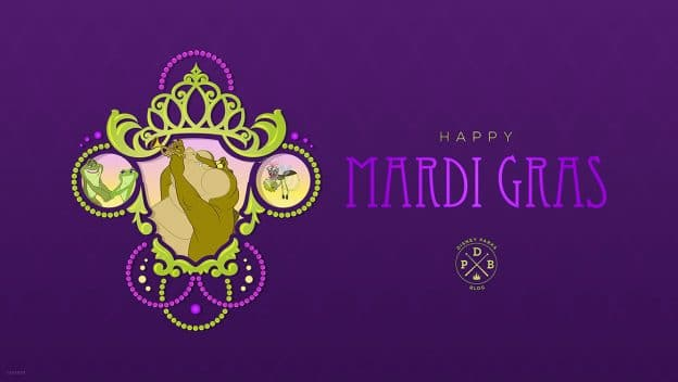 Celebrate Mardi Gras at Disney's Port Orleans Resort!
