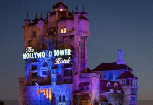 Secrets of the Hollywood Tower Hotel