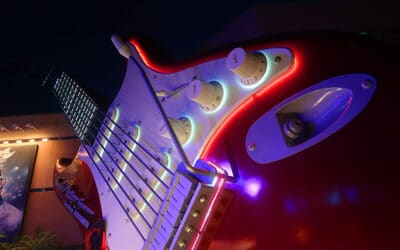 Rockin' Out on the Rock 'n' Roller Coaster Starring Aerosmith