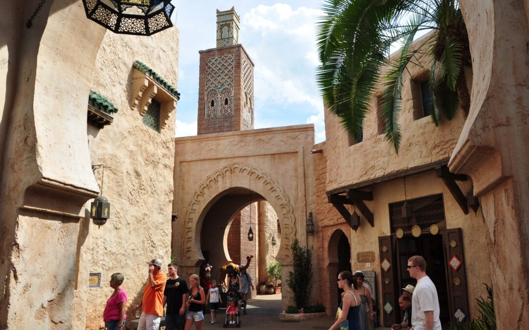 Touring Morocco in the World Showcase