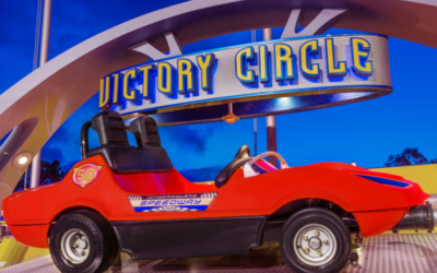 A Need for Speed: Racing on the Tomorrowland Speedway