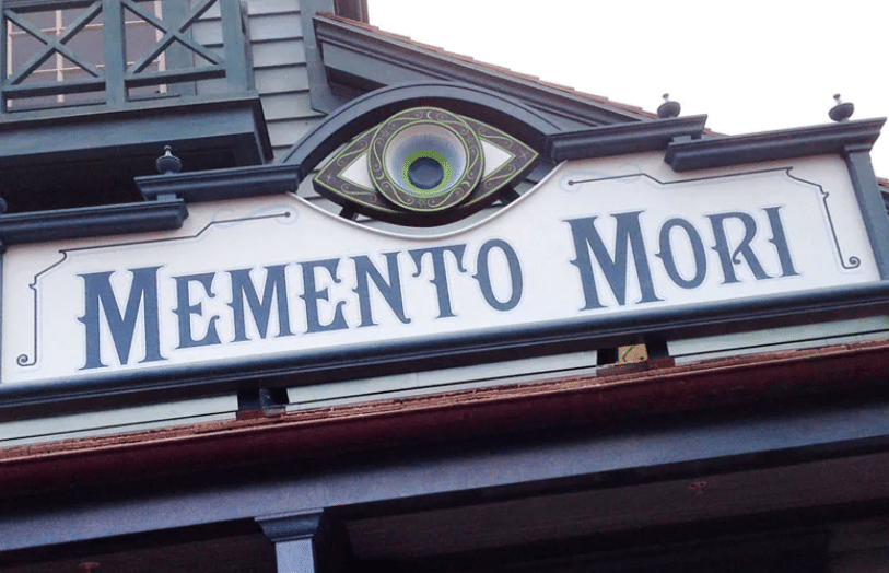 The Haunting History of Madame Leota and Memento Mori