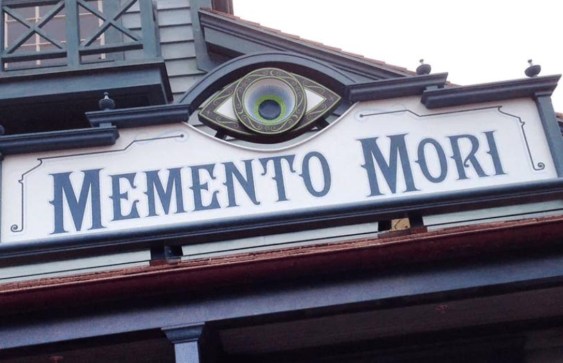 The Haunting History of Madame Leota and Memento Mori