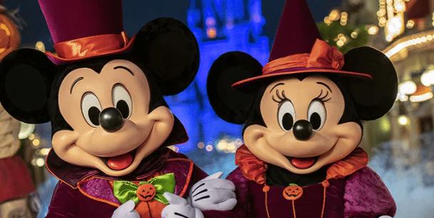 Spooky Season at Walt Disney World (Part 1)