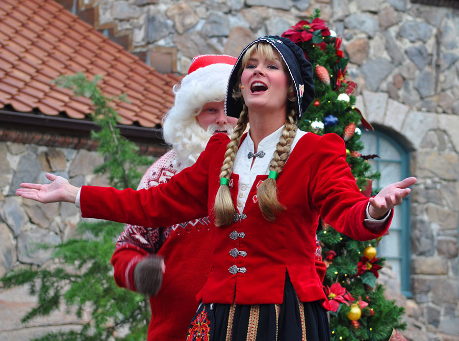 9 Delightful Holiday Experiences Not To Miss At Epcot