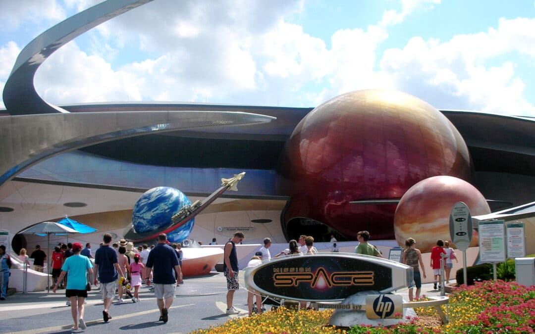 5 Out of this World Experiences At Walt Disney World