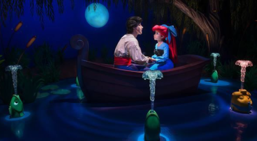 8 of Our Favorite Romantic Spots in Walt Disney World