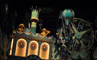 """10 Festive Facts About """"it's a small world"""""""