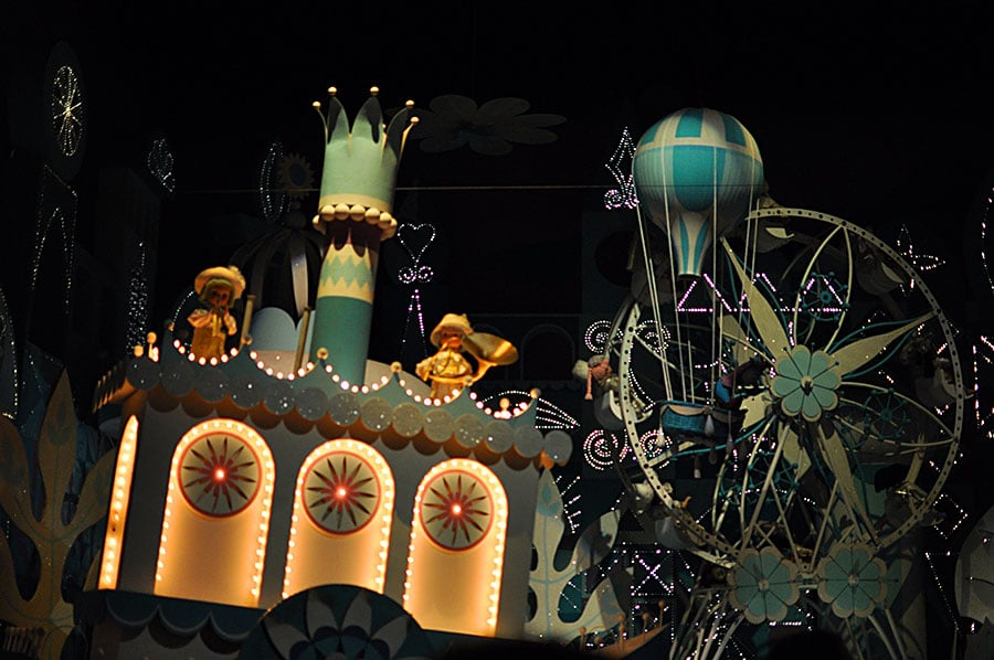 "10 Festive Facts About ""it's a small world"""