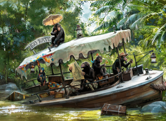 10 More Facts About the Jungle Cruise!