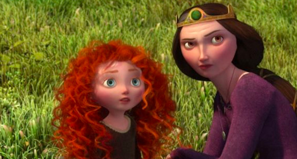 Elinor from Brave
