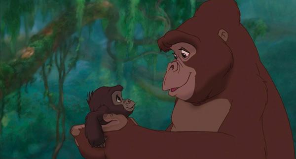 Kala from Tarzan
