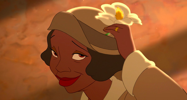 Eudora from Princess and the Frog