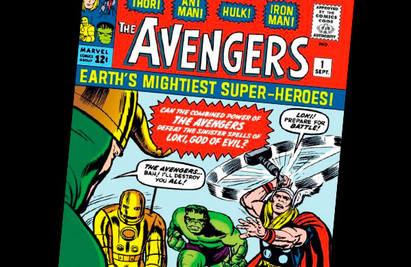Avengers First Issue
