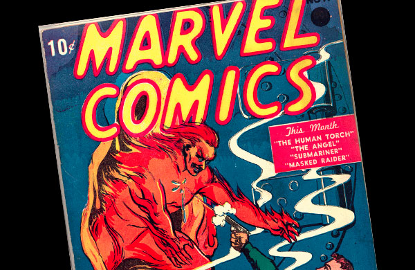 Marvel First Issue