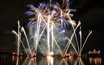 5 Fantastic Firework Shows from Walt Disney World History
