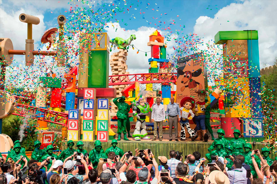 A Whirlwind of Change: Walt Disney World from 2010 to the Present