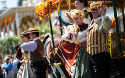 5 of Our Favorite Autumn Experiences at Walt Disney World